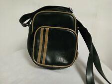 Vintage Sports Shoulder Messenger Bag Green