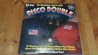 Various – Disco Double 2 x Vinyl LP Comp Gatefold 33rpm K-Tel – NE 1024 1978