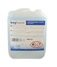 5L 1000ml Isopropanol, Isopropylalkohol, IPA, 2-Propanol, 99,9% Reiniger