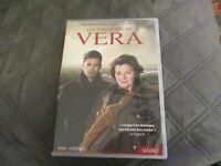"""COFFRET 4 DVD NEUF """"LES ENQUETES DE VERA - SAISON 1"""""""