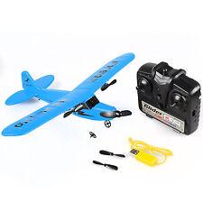 6-Ch Remote Control FPV Raptor V2 Skyrider Airplane Glider RC PNP w/ESC Motor 01