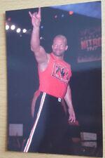Lex Luger Promo Trading Card WWF WCW NWO WWE