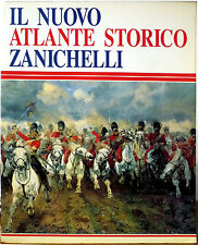 Pierre Vidal-Naquet (diretto da), Il Nuovo Atlante Storico, Ed. Zanichelli, 1996