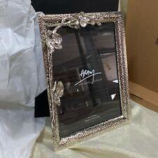"Michael Aram White Orchid 8"" x 10"" Frame NEW"