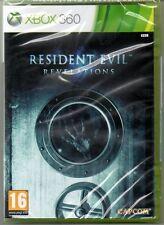 Resident Evil Revelations   'New & Sealed' *XBOX 360*