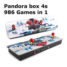 986 in One Games Pandora box 4s Retro Video Games Double Stick Arcade Console