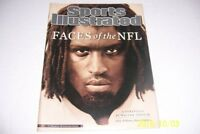 2002 Sports Illustrated MIAMI DOLPHINS Ricky WILLIAMS No Label NEWSSTAND Texas