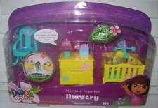 Playtime Together Dora Explorer Dollhouse Nursery Furniture NEW 2012