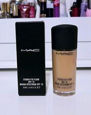 NEW * MAC Cosmetics * Studio Fix Fluid Foundation * NW22 * 1oz 30ml SPF 15