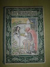 Im Märchenland - Sammlung deutscher Volksmärchen, Hrsg. Richard Hummel