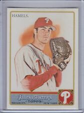 COLE HAMELS 2011 Topps Allen and Ginter Glossy #474/999 #235  (C1677)