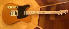 LEFTY Squier Affinity Series Telecaster Special Elec. Guitar Butterscotch Blond