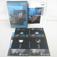 "X68 ARCUS II 2 Silent Symphony X68000 5"" 2HD Import Japan Video Game 27129 x68"
