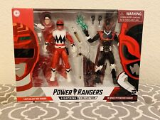 Power Rangers Lightning Collection In Space Psycho Red Ranger & Lost Galaxy