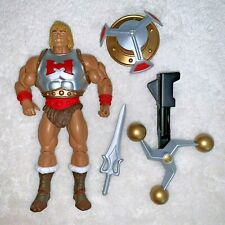 MOTU Classics - FLYING FISTS HE MAN - Complete Masters of the Universe motuc