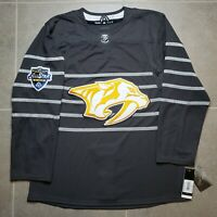 Nashville Predators Gray 2020 NHL All Star Authentic Adidas Pro Hockey Jersey