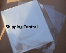 100 Shrink Wrap Flat Bags 4x6 Candles Soap Gifts Crafts Jewelry Pvc - 100 Pieces
