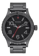 NIXON 46 Watch - A916 632, All Gunmetal