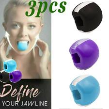 3Pcs Jawlineme Exercise Jawline Exerciser Fitness Ball Neck Toning Jawzrsize Jaw
