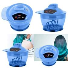 Electric Hair Coloring Bowl,Hair Art Dyestuff Automatic Mixer Blender Househol