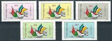 Mozambique-Tratado de Lusaka 1975 post frescos 1975 mié. 570-574
