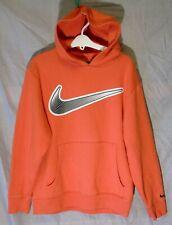 New listing Boys Girls Nike Dusky Orange Overhead Hooded Sweater Hoodie Age 10-11 Years