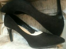 New graceland black heel pumps