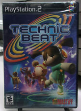 New ListingTechnic Beat (Sony PlayStation 2, 2005) Ps2 Complete!