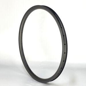 """SALE 35mm Wide Carbon 27.5"""" 650B Mountain MTB Rim Clincher 1PCS"""
