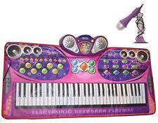 KIDS MUSIC PLAYING ELECTRONIC KEYBOARD PLAYMAT