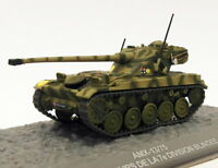 Solido 1/72 Scale Model Tank S7200513 - AMX-13/75 France 1967