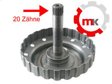 VW T5 2,5TDI TF60 09K K2 Welle Kupplungstrommel für Automatikgetriebe 20 Zähne