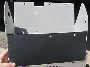 GLOVE BOX LINER CHEVROLET CARS 1957 ALL MODELS BELAIR 150 210 MODELS