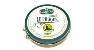 Graisse pour cuir Le Phoque en 100 ml pour assouplir impermébilisé les cuirs