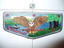 OA Immokalee Lodge 353 S-43a,No Outline Owl,VIG Flap,LGY,Chehaw,545,98,Albany,GA