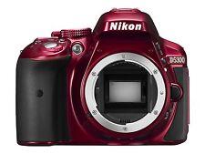 Nikon D5300 24.2 MP Digital SLR Camera - Red (Body only)  BRAND NEW