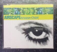 Airscape Amazon Chant 3Trk Remix CD Single