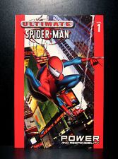 COMICS: Ultimate Spider-Man: Power & Responsibility tradepaperback (2002)