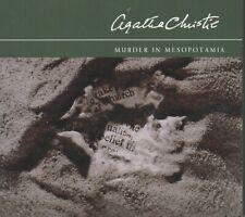 MURDER IN MESOPOTAMIA by Agatha Christie ~ Three-CD Audiobook