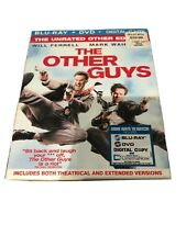 The Other Guys (Blu-ray/Dvd, 2010, 2-Disc Set) Brand New! W/slipcover!