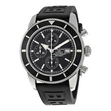 Breitling Superocean Heritage Automatic Black Rubber Mens Watch A1332024-B908BKP