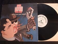 The Hood - Tough Guys Don't Dance - U.K. Vinyl 12'' Single/ VG+/ Industrial Rock