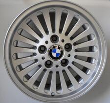 4x BMW 5er E39 original Alufelgen Felgen 7Jx16H2 IS20 LK 5x120 1092209