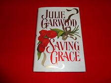 SAVING GRACE  BY  JULIE GARWOOD ( LARGE HARDBACK BOOK )^