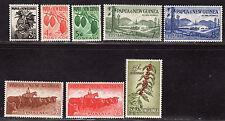 $Papua N.G. Sc#139-46 M/LH, complete set, Cv. $70.25
