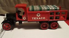 "1992 Ertl (Texaco)  ""1925 Kenworth Stake Truck Coin Bank"""
