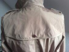 Neue Massimo Dutti Damenjacke  Größe M  beige mit Etikett!!!