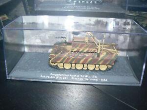 Deagostini Panzersammlung   Nr. 21   Bergepanther