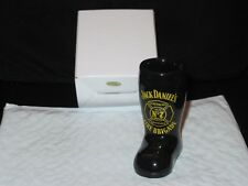 JACK DANIELS - BLACK FIRE BRIGADE BOOT - SHOT GLASS