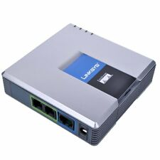 PAP2T New UNLOCKED LINKSYS CISCO PAP2T-NA SIP VoIP Gateway phone  Adapter